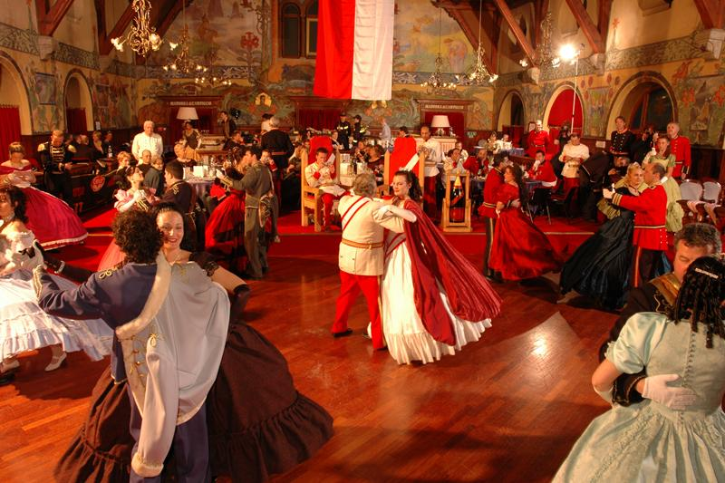 Conoscete il Carnevale Asburgico di Madonna di Campiglio?