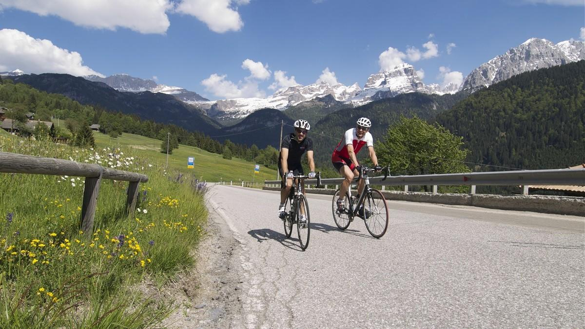 The Cycling Event Top Dolomites Gran Fondo Madonna di Campiglio - North Lake Garda
