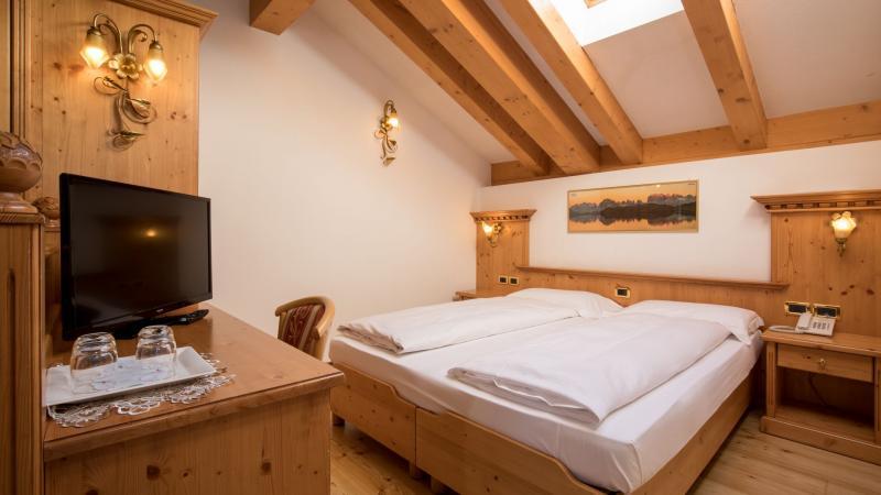 camera familiare hotel madonna di campiglio
