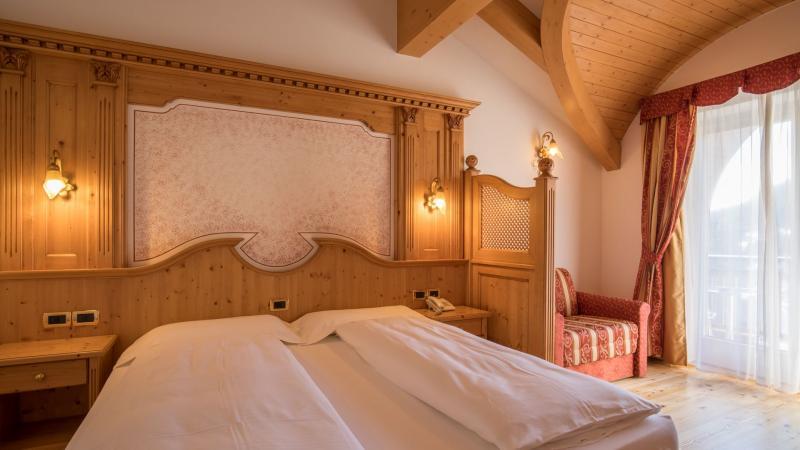 camera romantica hotel imperatore