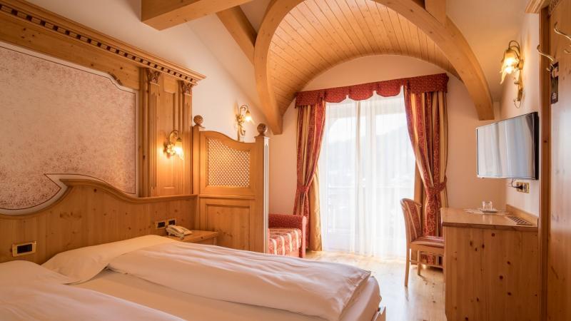 camera romantica hotel imperatore 1
