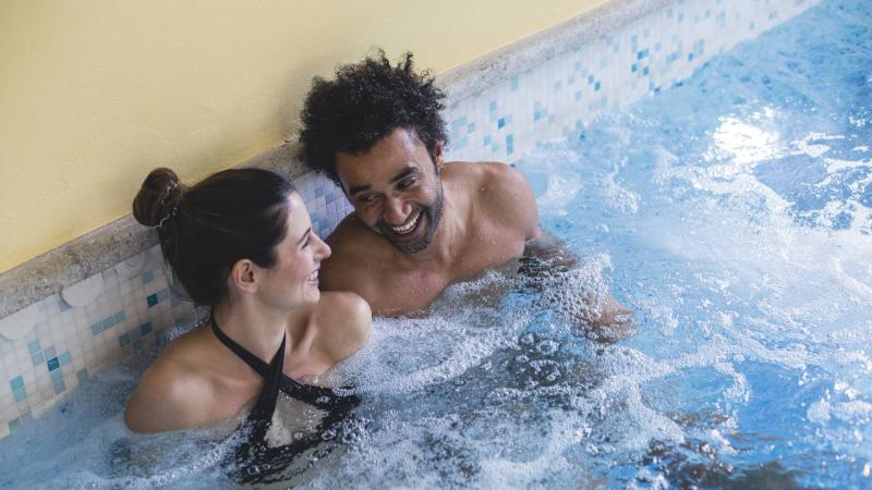 piscina e spa hotel madonna di campiglio Imperatore 8