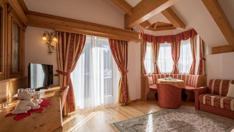 vacanza suite hotel imperatore madonna di campiglio